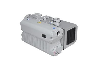 High vacuum oil lubricated vane vacuum pumps