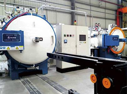 Horizontaler Einkammer-Vakuum-Hochdruck-Gasabschreckofen