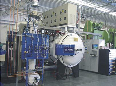 Vakuum-Entbinderungs- und Sinterofen