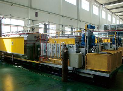 Pusher Type Purification Furnace