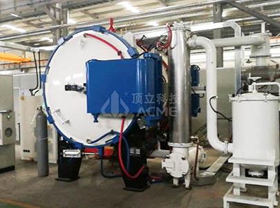 Batch Type Purification Furnace