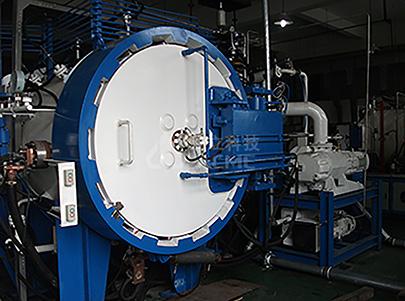 Fornalha de sinterização de pressão de gás